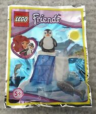 Lego New Friends 561501 Penguin Ice Slide foil pack / Promotional Sealed Set