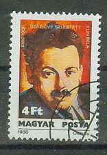 Briefmarken Ungarn 1986 Béla  Kun Mi.Nr.3811