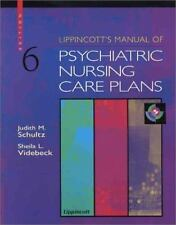 Lippincott's Manual of Psychiatric Nursing Care Plans (Book with CD-ROM for Wind