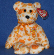 TY ALANI the BEAR BEANIE BABY - MINT with MINT TAG - BBOM JULY 2004