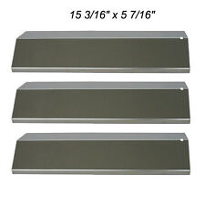 Sonoma BBQ Gas Grill Replacement Stainless Steel Heat Plate JPX031 - 3 SS