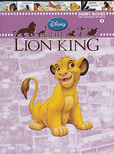 DISNEY LION KING BOOK GRAPHIC NOVEL DISNEYS