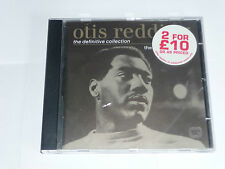 otis redding - the dock of the bay - the definitive collection CD