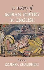 A History of Indian Poetry in English, , New Book