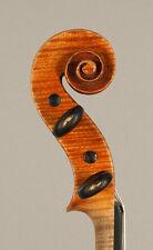 A very fine French certified violin Alberto Blanchi,1920, Sanctus Seraphin mod.