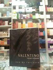 V - VALENTINO Pour Homme EAU DE TOILETTE 100ml. EDT UOMO/MEN SPRAY - VERY RARE!!