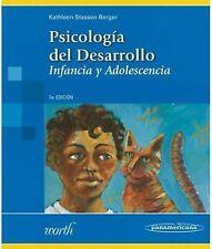 Psicologia del Desarrollo Infancia y Adolescencia (Spanish Edition)