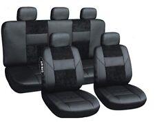 Autositzbezug Autositzbezüge Schonbezüge Kunst leder Honda Accord Civic Prelude#