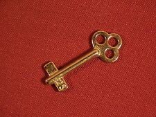 Skeleton Bit Key Vintage / Antique Furniture Lock Doors Drawers Padlock ab21