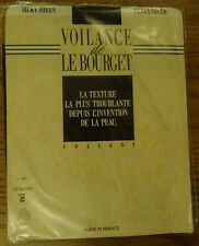 Le Bourget 15 Denier Satin Sheer Matelot M