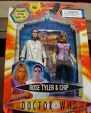 Doctor Who 2006 Series 2 - Rose Tyler & Chip -Top Trump Card - NEW - Rare - UK
