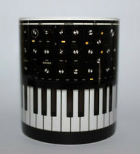 Custom Moog Sub 37 Analog Synthesizer keyboard novelty mug