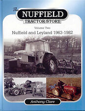 The Nuffield Tractor Story Part 2: Nuffield and Leyland 1963-1982