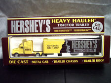 K-Line Hershey's Milk Chocolate Tractor Trailer 1/48 Scale Die Cast Heavy Hauler