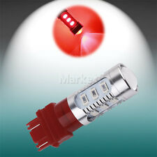 3157 3156 Red 12SMD CREE XPE Super Bright Tail Turn Brake Car LED Light Bulb P