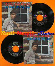 LP 45 7'' BOBBY GOLDSBORO Autumn of my life She chased me italy UA cd mc dvd
