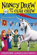 Nancy Drew and the Clue Crew: Unicorn Uproar 22 by Carolyn Keene (2009,...