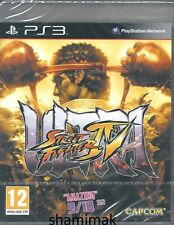 Ultra Street Fighter IV ( 4 ) Brand NEW PS3 Game