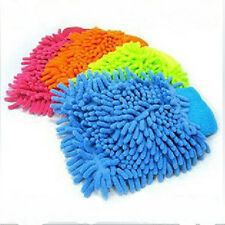 Car Microfiber Auto Truck Cleaning Wash Mitten Cloth Clean Brush Gloves