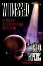 NEW - Witnessed; The True Story of the Brooklyn Bridge UFO Abductions