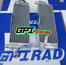 FOR Honda CR500R CR 500 R 2-STROKE 1989 89 aluminum/alloy radiator