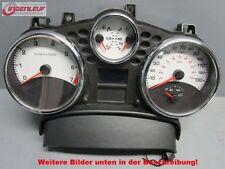Compteur de vitesse COMBI instrument MPH et km/h. 9662904280 peugeot 207 CC (wd _) 1.6 16v