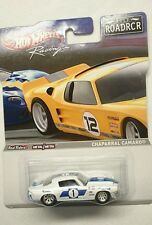 HOT WHEELS ROAD RACING 2012 ROADRCR CHAPARRAL CAMARO BNIB
