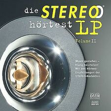 Stereo Hörtest LP Volume II / Free worldwide shipping