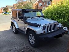 JEEP Wrangler JK Snorkel Kit Raised Air Intake 2.8 CRD Or 3.8 Petrol