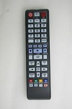 Replacement Remote Control For Samsung BDF5700 BD-F5700 DVD Blu-Ray Player