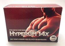 HyperGH 14x Boost Sex Drive Boosts Strength in Lean Rock Hard Muscles Workout