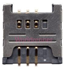SIM Lector Tarjeta Conector Card Reader Samsung Galaxy C3322 Duos C3350 C3530