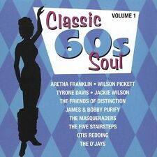 Various Artists Classic 60s Soul CD