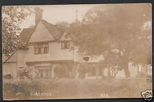 Hertfordshire Postcard - Cottered   Q589