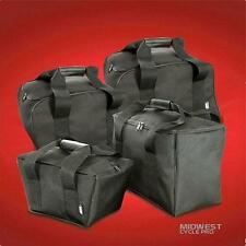 4 pc set - 2 Saddlebag Liners & 2 Piece Trunk Liner Set for Can Am Spyder RT