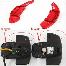 2015 For Mercedes Benz GLA/CLA Class Shifter DSG Paddle Extension Aluminium Red