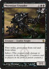 Phyrexian Crusader - LP - Mirrodin Besieged MTG Magic Black Rare