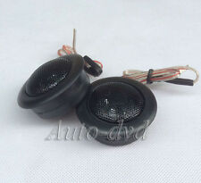 Car 1/2'' HIGH QUALITY AUDIO SPEAKER HARD DOME TWEETER 40W RMS 120W MAX