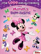 Minnie's Bow-Tastic Sticker Collection by Marcy Kelman and Disney Book Group Sta