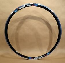 Kinlin XR-300 / XR300 | Black 28H 700c Bicycle Rim | Clincher | NOS | Road Cross