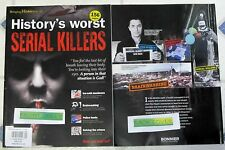 HISTORY'S WORST SERIAL KILLERS Bringing History To Life 152 Pages JIM JONES Cult