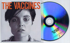 THE VACCINES Bad Mood UK 2-trk promo test CD inc. instrumental + press release