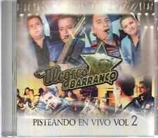 CD - Los Alegres Del Barranco NEW Pisteando En Vivo Vol. 2 FAST SHIPPING !