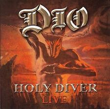 Holy Diver Live by Dio (CD, Apr-2006, 2 Discs, Eagle Records (USA))