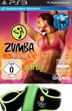 Playstation 3 ZUMBA FITNESS Join The Party Mit GÜRTEL TopZustand