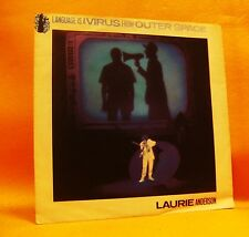 "7"" Single Vinyl 45 Laurie Anderson Language Is A Virus From Outer Space (MINT) !"