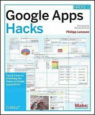 Google Apps Hacks by Philipp Lenssen (2008, Paperback)  MSRP $29.99