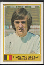 Football Sticker - Panini Euro Football 1976 - No 10 - Frans VanDer Elst