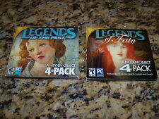 Legends of the Past & Legends of Fate PC Games New