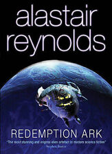Redemption Ark (Revelation Space Trilogy 2)-ExLibrary